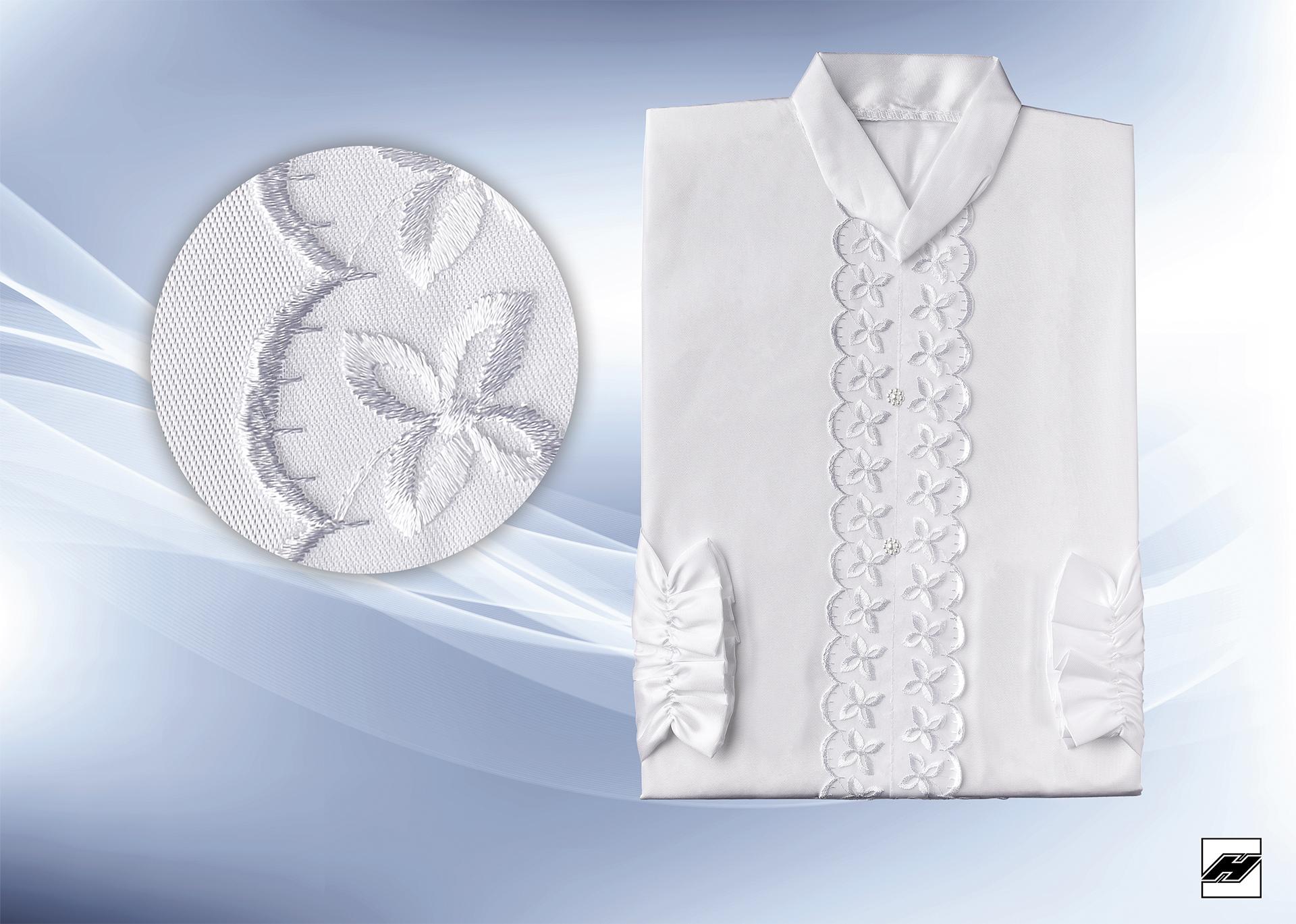 Damenkleid 225 KS weiß