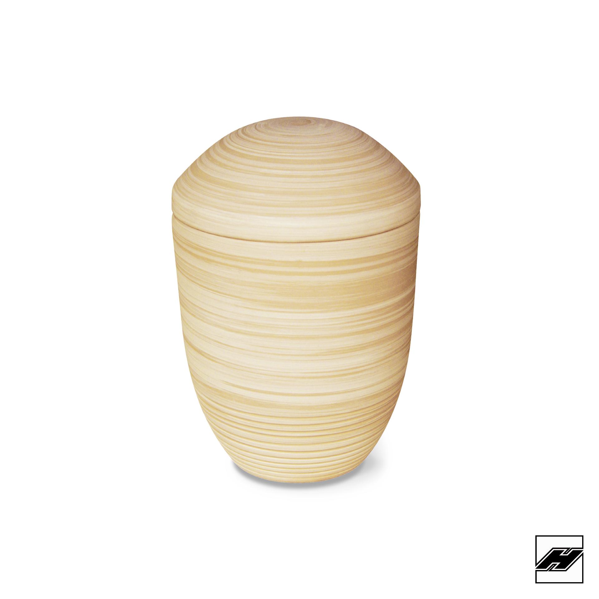 Urne WAVE terracotta (TC)
